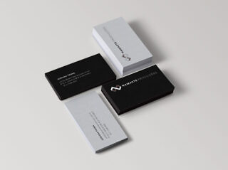 Digital Content Planner – Stationery (Business Cards)