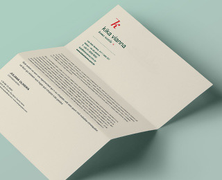 Home Textiles – Stationery (Mail Template)