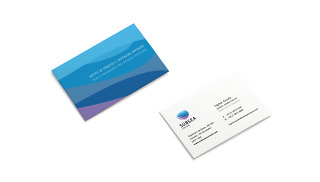 Life Of Field – Stationary (Business Cards)