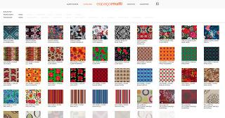 Multibrand Carioca – Website Catalog (Desktop)