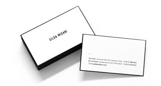 OF – Stationery (Business Cards)