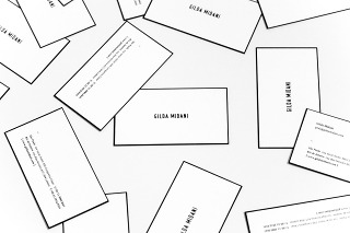 OF – Stationery (Business Cards Mockup)