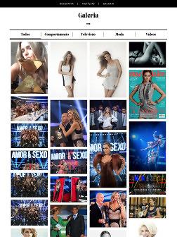 Oficial- Website Gallery (iPad)