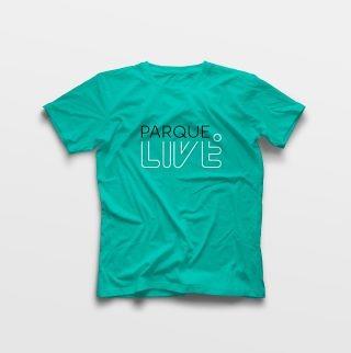 Parque Live – Merchandising (T-Shirt)