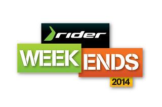 Rider Weekends – Logo (2014)