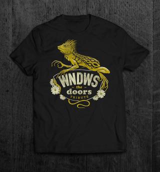TDTB – Merchandising (T-Shirt – Lizard)