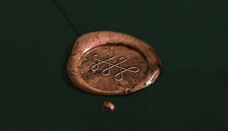 Voya – Branding (Wax Stamp)