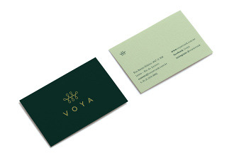 Voya – Business Cards