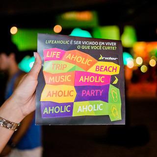 RW15 Lifeaholic – Stickers
