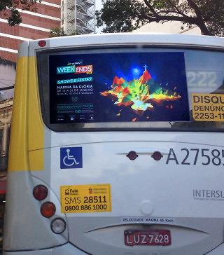 RW15 Mídia – Ônibus